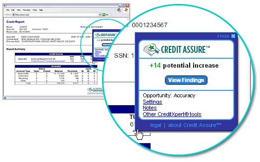 creditassure - CIC Credit